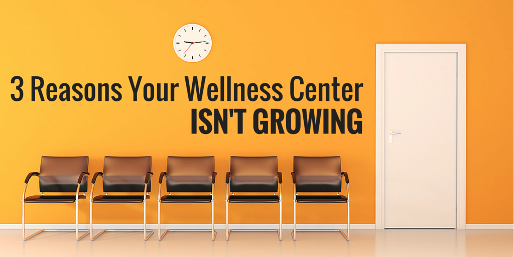 3 Reasons Your Wellness Center