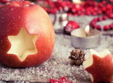 Encourage employee wellness this holiday season by providing health food in the break room