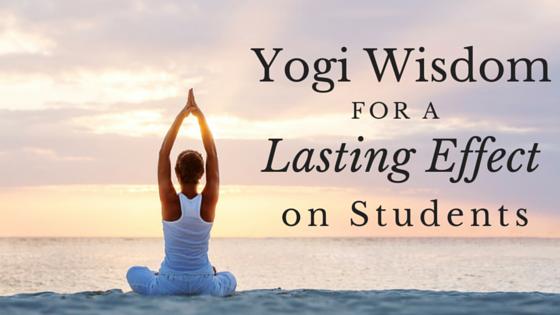 yogi wisdom