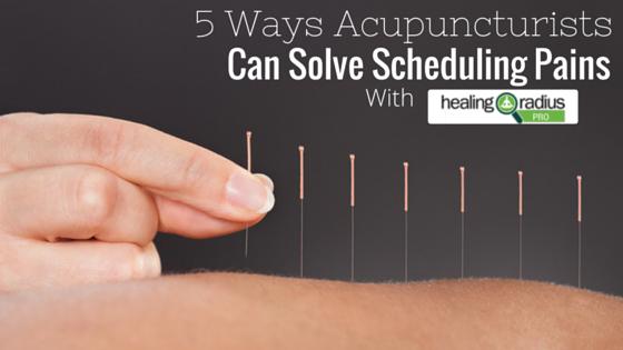 5 Ways Acupuncturists