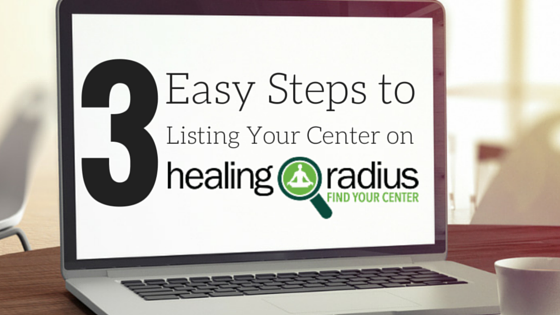How to List Your Center on
