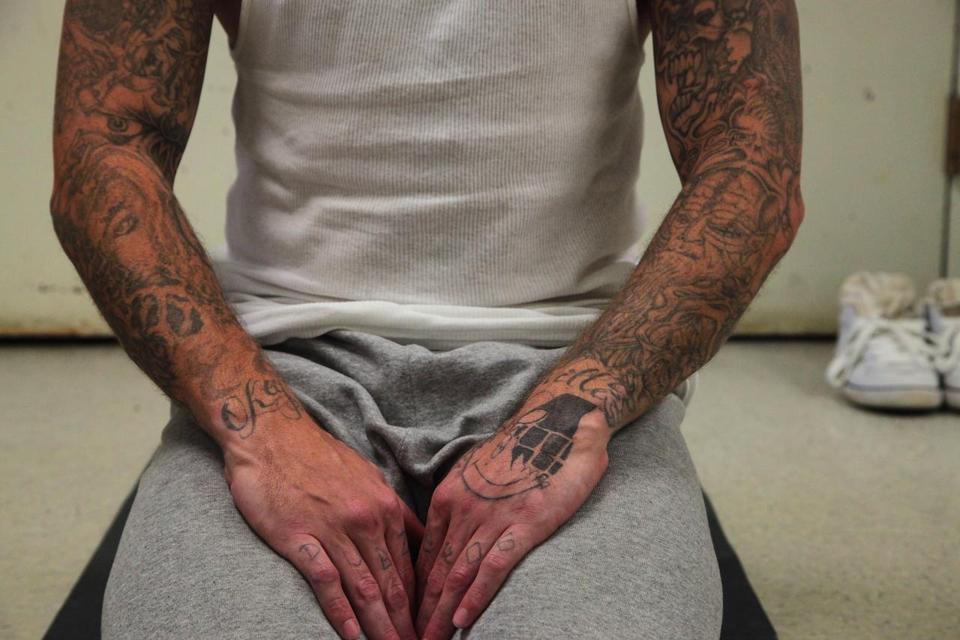 Photo: Prison Yoga Project